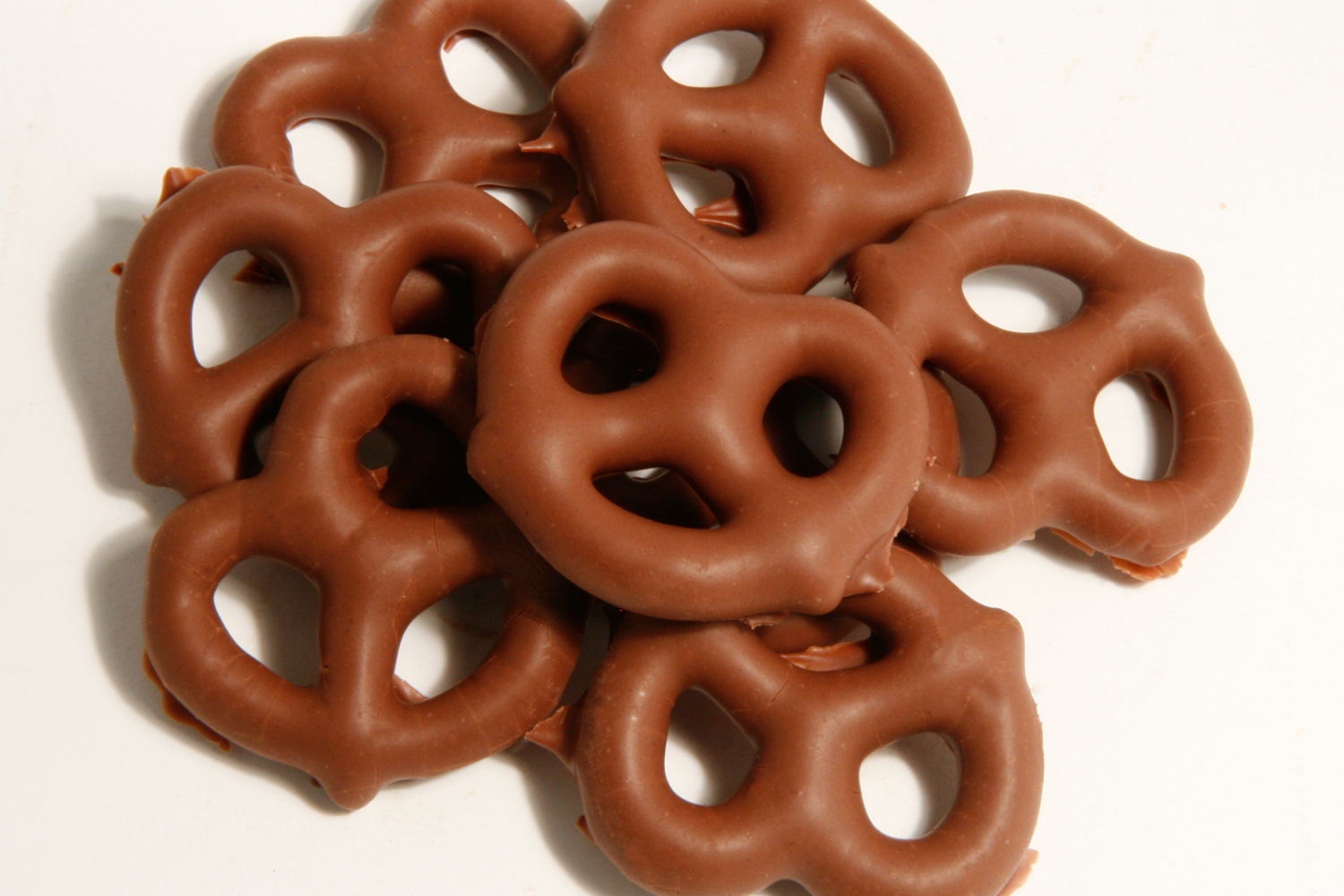 Chocolate Covered Pretzels – Regular | The Chocolate Girl