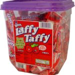 Cherry Laffy taffy