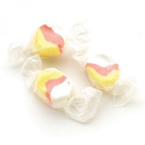 candy corn taffy