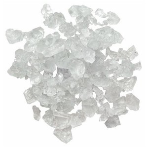 white rock candy crystals
